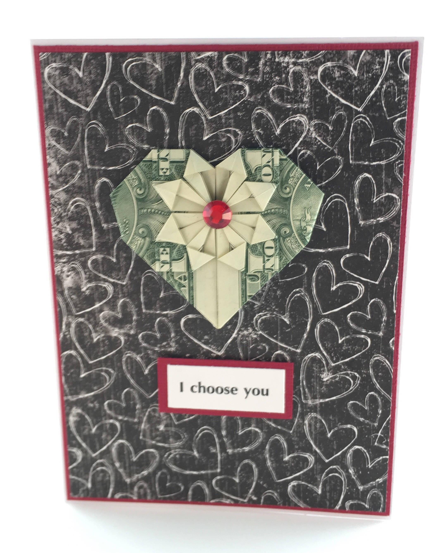 Origami heart description an origami heart jeuxipadfo Images