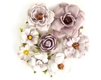 Prima Marketing Rose Quartz Flower Embellishement Calcutta
