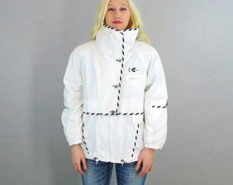 MINIMALIST Jacket 80's Jacket 90's Jacket Ski Jacket Nautical Jacket Bomber jacket Puffy Jacket 80's Windbreaker 90's Windbreaker Medium H