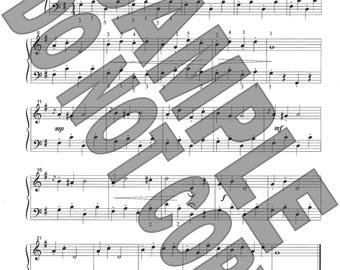 The Clown and the Juggler sheet music
