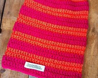 Kids Crochet Slouchy Beanie