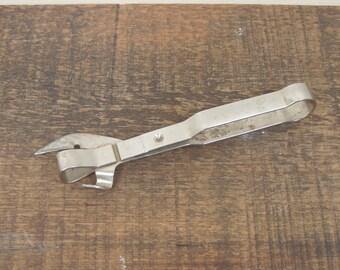 Vintage Skyline Stainless Steel Combo Can Opener Bottle Opener - Made In Endgland