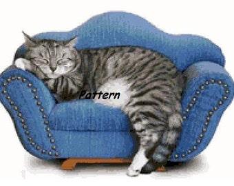Sweet dream. Cross Stitch Pattern. PDF Files.