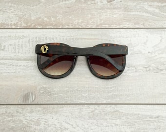 Monogrammed Sunglasses, Monogrammed Bridesmaids Sunglasses, Monogram Gift Idea