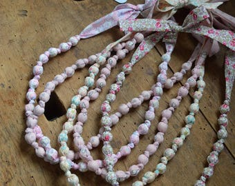 Liberty necklace with choice of many colors