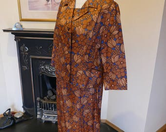 Beautiful, Original Peggy Page Dress and Jacket Suit. Classic Charm. Timeless Elegance.