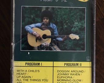 Michael Jackson Music And Me Cassette Tape Rare Version Collectors