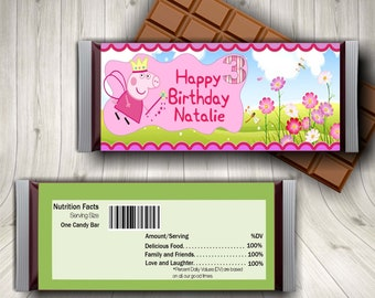 Peppa Pig Theme, Peppa Pig Printable, Peppa Pig Decor, Peppa Pig Custom, Pig Theme Party, Peppa Pig Favor, Peppa Pig Party, Peppa Birthday