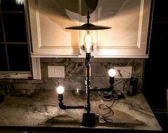 Cymbal Lamp