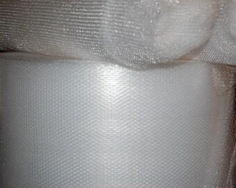 "15"" Sheets, 3/16 inch, Poly Bubble Film, 12 x 15 inch sheets,10 sheets per unit. SHIPS FREE"