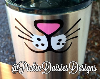 Ozark Trail, 30oz Tumbler, Cat lover Tumbler, show me your kitties, kitty face, cat face, cat lover, crazy cat lady, cat lady, kitty lover