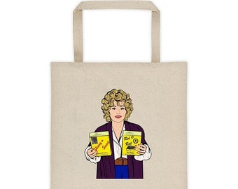 SALE TODAY ONLY Dolly Parton 9 to 5 Canvas Tote bag