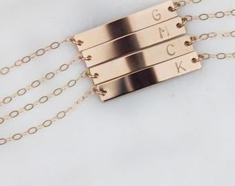 Gold Bar Bracelet, Name Bar Bracelet, Gold Name Plate Bracelet, Personalized Jewelry, Gold Legacy Bar Bracelet, Personalized Bracelet