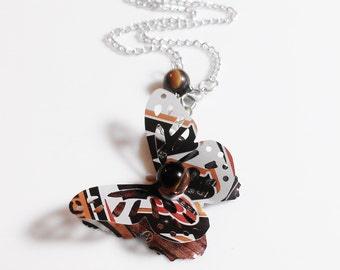 SALE A&W Root Beer Necklace Tween Girls Gifts Teen Jewelry Recycled Soda Can Trending Jewelry Sale Jewelry R20