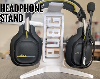 Player Unknowns Battlegrounds Headphone Stand | pubg headphone stand, pubg Headphone Holder Headset Stand Xbox One PS4 Sony Playstation 4 PC