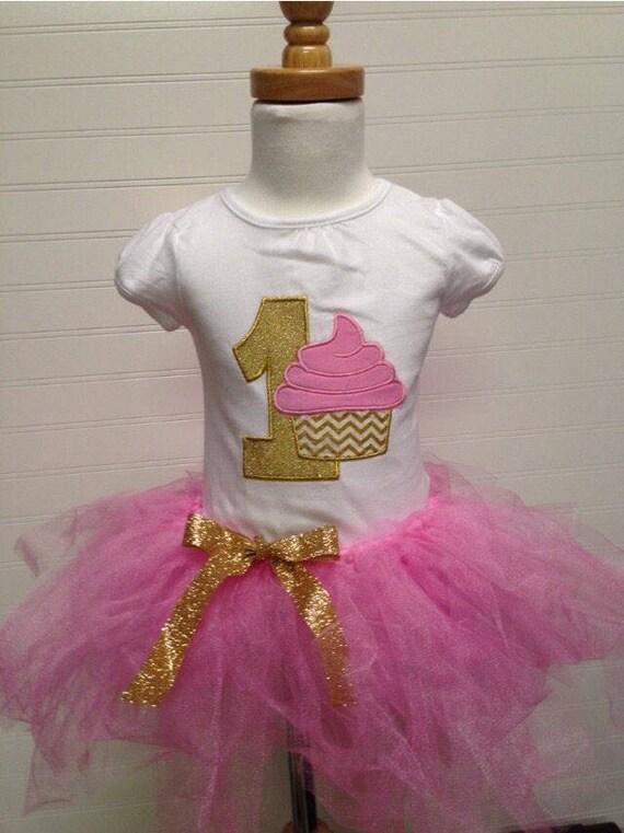 Girl 1 2 3 4 5 Birthday cupcake shirt, pink and gold birthday, cupcake birthday party, pink snd gold birthday, momogram cupcake, custom