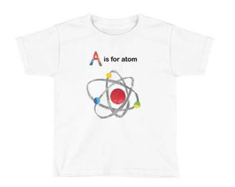 A is for Atom Youth Tee