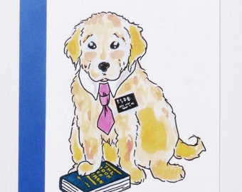 Missionary Puppy Card