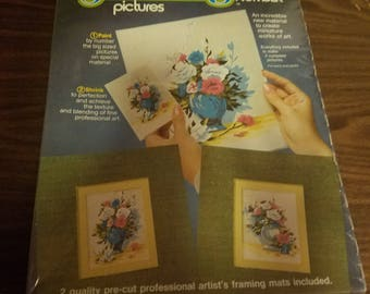 Incredible Shrinking Pictures Paint By Number -- UNOPENED / Painting / Drawing / Coloring / DIY / Arts And Crafts
