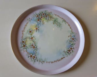 FRANCE P and P Limoges Tray
