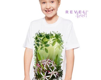 Revel4Ever!™ Youth's Short Sleeve Candace Crinums T-Shirt