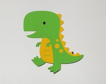 T-rex Dinosaur Cutout