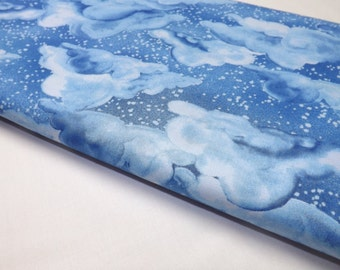 Puppy Dreams Clouds Great For Kids Skies Sky Quilt Fabric Quilt Cute Blue Daydreaming