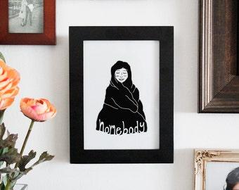 Homebody // Digital Print