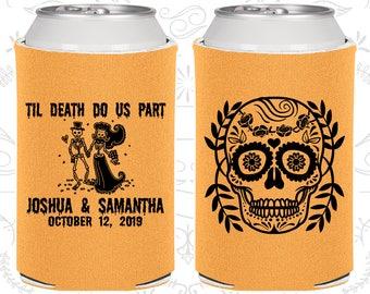 Till Death Do Us Part, Weddings, Sugar Skull Wedding, Day of the Dead Wedding, Candy Skull Wedding, Dia De Los Muertos Wedding (597)