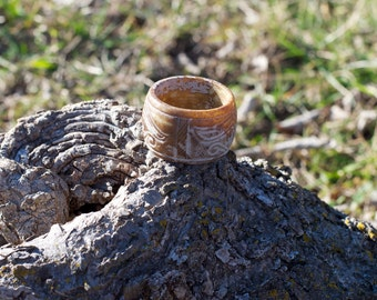 Antique Chinese Tantric Ring