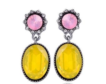 Cute candy earrings