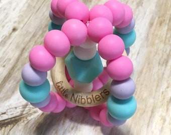 Gum-ball Teether - BubbleGum