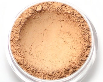 "Matte Light Peach Blush - ""Bakery"" - Vegan Mineral Blush Net Wt 4.5g"