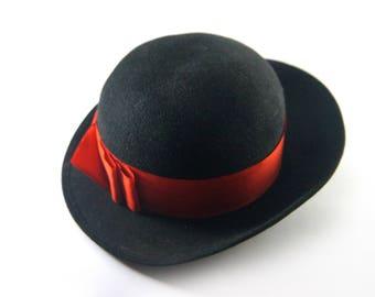 Floppy Hat, Fedora Hat, Fedora, Wide Brim Hat, Large Brimmed Hat, Women Floppy Hat, Fall Hat, Autumn Hat, Elegant Hat, Felt Hat, Winter Hat