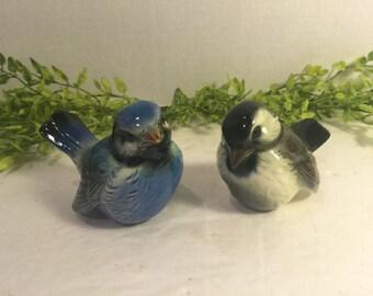 Pair of Goeble Vintage Birds