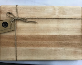 "Handmade cutting board 15""x10"""
