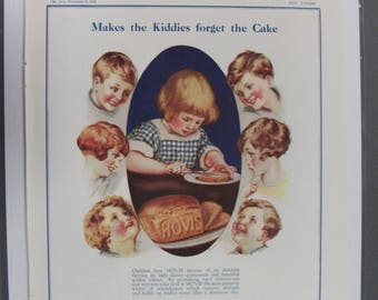 "Food  110 "" Hovis   ""  Ad -  November 1928"