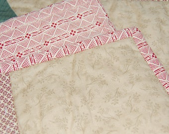Quilt Binding Service and Binding Strip Created, Hand Sewn Quilt Binding
