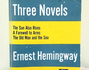A comparison of ernest hemingways the sun also rises and a farewell to arms