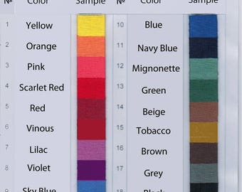 Price is for 18 pieces! Acid dye (powder) for dyeing wool, silk textiles