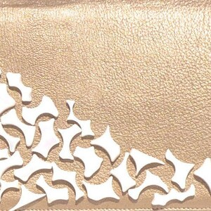 80 PCS abstract-shaped   mother-of-pearls decorations for bags/purse/tote/footwear/garment to sew in