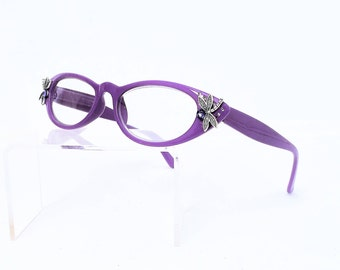 Dragonfly Reading glasses, +3.00