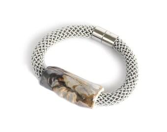 ARTISAN bracelet, brown