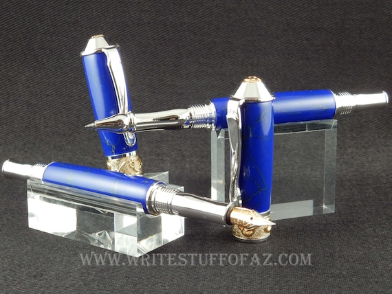 Nouveau Sceptre Fountain Pen and/or Rollerball, Set Optional
