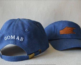 Sigma Phi Beta Denim Cap