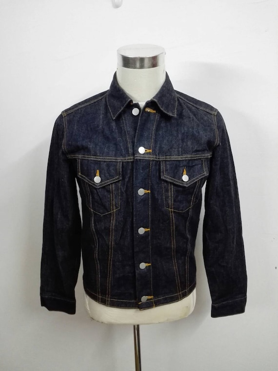 Vintage United Arrow Jacket Coat pit 17.5