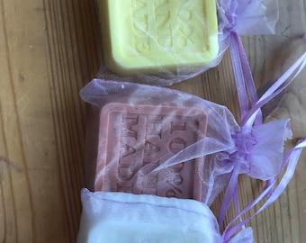 Bath soap Home made