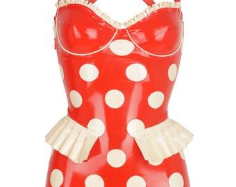 Minnie Mouse Bodysuit Playsuit