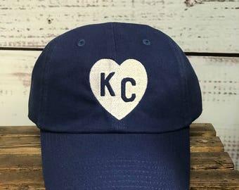 KC Hats: Kansas City Chiefs and Royals