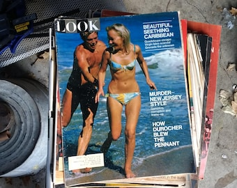 Look Magazine March 10th 1970